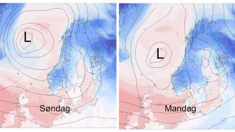 KALDT, KALDERE: Ut i neste uke kommer kulda tilbake for fullt, ifølge Meteorologisk institutt. Hvis du synes det blir for kaldt, kan du trøste deg med at det er enda kaldere nord i Russland.