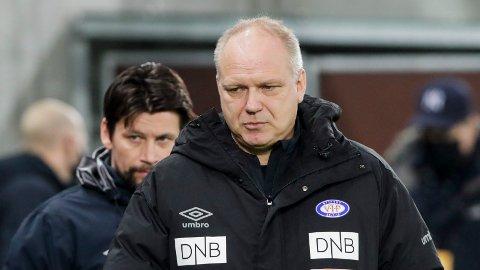 UT I EUROPA: Dag Eilev Fagermo og hans Vålerenga skal prøve seg i Europa Conference League-kvalifiseringen. Kampene ser du på Direktesport.