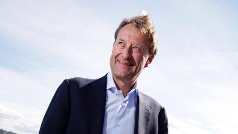 KID-EIER: Bjørn Rune Gjelsten kjøpte Kid i 2012, og fikk selskapet på børs tre år senere. I dag eier Gjelsten Holding 25 prosent av interiørkjeden.