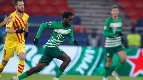 ETTERTRAKTET: Tokmac Nguen jaktes av flere klubber etter en imponerende fjorårssesong for Ferencvaros.