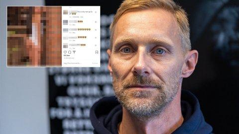 ANMELDT: Stefan Dahlgren har på vegne av Barnas Trygghet anmeldt Instagram for å ikke ta ned profiler som seksualiserer og deler ulovlige bilder av mindreårige.