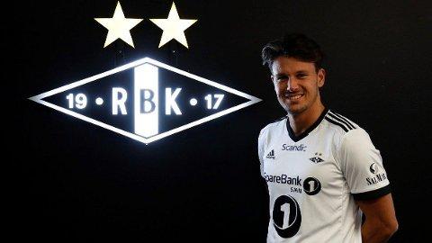 Stefano Vecchia er klar for Rosenborg.
