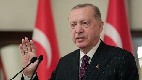 Den tyrkiske presidenten Recep Tayyip Erdoğan får stadig sterkere diktatoriske trekk. Nå vil han bestemme over hvilke kunstverk som skal henge i Oslo