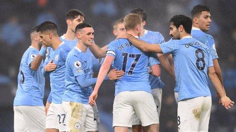 Manchester City er i knallform og jakter sin sjette strake ligaseier i kveldens hjemmekamp mot Aston Villa.