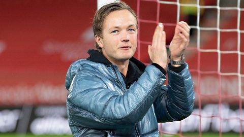 Fredrik Haugen gikk gratis fra Brann til kypriotiske AEK Larnaca.
