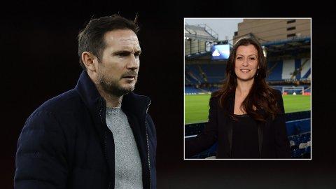 BETENT: Frank Lampards forespørsler om midler til å hente spillere skal ikke ha imponert Marina Granovskaia, som er klubbens sportsdirektør.
