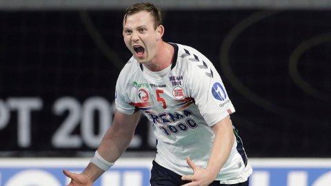 Sander Sagosen må levere på toppnivå om Norge skal vinne mot Spania i kvartfinalen onsdag.