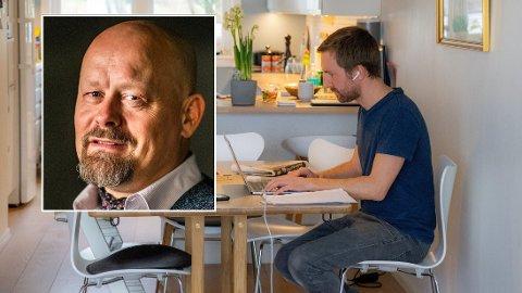Sikkerhetsekspert Kai Roer, som er daglig leder i KnowBe4 Research, CLTRe, kommer med klare råd til hva man kan gjøre for å unngå å bli lurt på hjemmekontor.