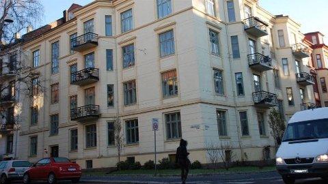 MAJORSTUA: Her kan du i praksis glemme å få tak i leiligheter, ifølge DNB Eiendom.