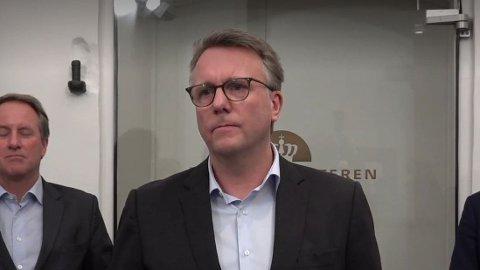 Den danske regjeringen kommer til å gi landets innbyggere et «koronapass». Her ved finansminister Morten Bødskov.