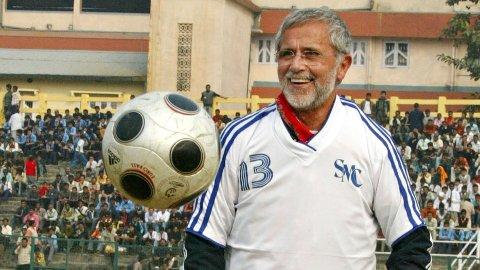 Den tyske fotball-legenden Gerd Mullers scoret 40 mål i Bundesliga i 1971-1972-sesongen.