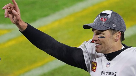 Tom Brady er en av NFL-historiens største stjerner.