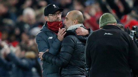 Jurgen Klopp og Liverpool har tapt to hjemmekamper på rad i Premier League.