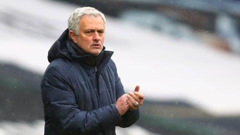 Jose Mourinho kunne gni seg i hendene over en vellykket kamp mot West Bromwich søndag ettermiddag.
