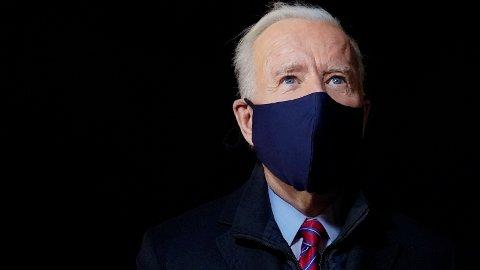 USAs president Joe Biden tror konkurransen med Kina blir ekstrem. Foto: Patrick Semansky / AP / NTB