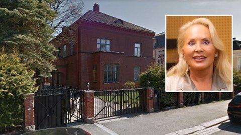 INGEN VIL KJØPE: Den profilerte advokaten Mona Høiness ønsker å selge boligen på Frogner, en av landets dyreste villaer.