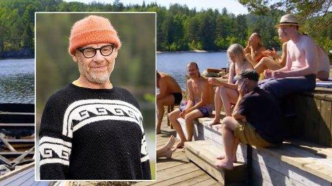 FRYKTET: Da Espen Thoresen kom tilbake på gården var det flere av deltakerne som fryktet at det skulle bli dårlig stemningen. Det viste seg imidlertid å være helt andre ting som tok fokuset.