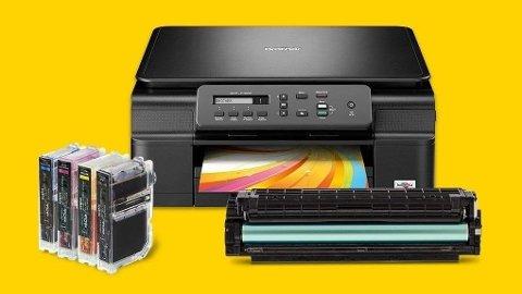 Det er mye penger å spare på printerprodukter og rekvisita til hjemmekontoret hvis du sjekker ut den eksklusive inkClub-kampanjen for Nettavisens lesere.