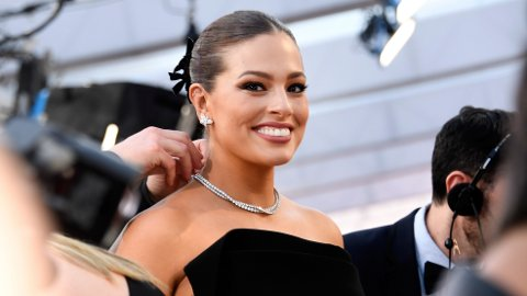 SUPERMODELL: Ashley Graham har brutt mange barrierer i modellbransjen.