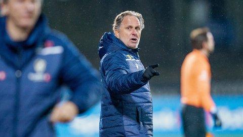 VED RORET: Janne Jönsson er inne i sin andre periode i Stabæk, og er igjen klar for å jakte en ny storhetstid i klubben.