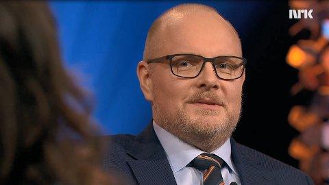 TV-AKTUELL: Steinar Sagen måtte dykke ned i mannens rolle i 2021 for å finne ut hvordan hans nye TV-karakter skulle være.