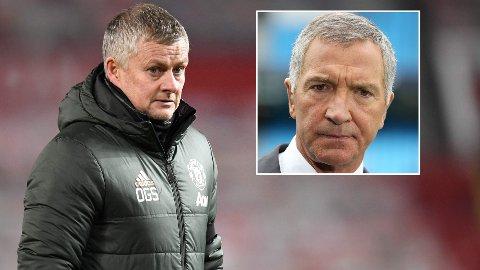 KLAR TALE: Graeme Souness er tydelig på hva han tror Ole Gunnar Solskjær vil gjøre med keeperplassen i klubben.