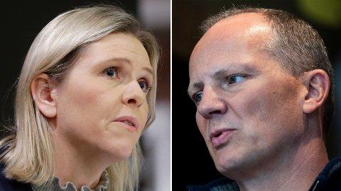 Sylvi Listhaug vil gjerne bli ny leder i Fremskrittspartiet, og Ketil Solvik-Olsen sier at han stiller som kandidat til å bli 1. nestleder.