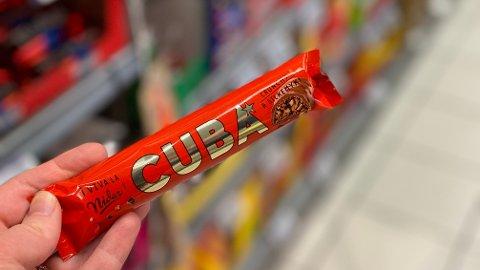 FORSVINNER: Cuba forsvinner fra hyllene i Rema 1000-butikkene.