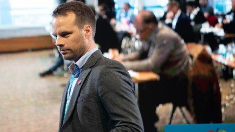 STILLER SOM KANDIDAT: Frps Jon Engen-Helgheim sier ja til å stille som stortingskandidat for Oslo Frp. Foto: Berit Roald
