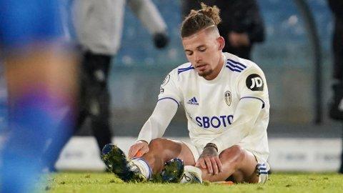 Kalvin Phillips er ute med skade hos Leeds United.