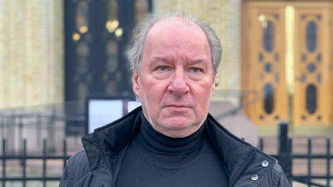 KRISE: Event-topp Knut Meiner er forbanna på politikerne for å stemme ned en støtteordning for bransjen som i praksis har vært stengt siden mars i fjor.