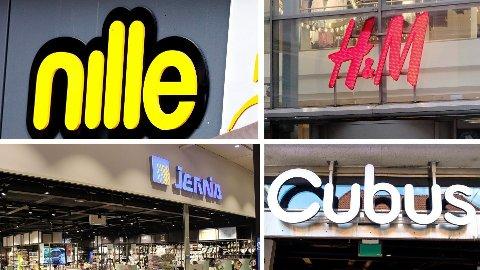 STENGT: Alle butikker i Oslo blir nå stengt på grunn av koronarestriksjoner fra kommunen. Nå er verken kjøpesenter eller andre butikker åpne. Illustrasjonsfoto.