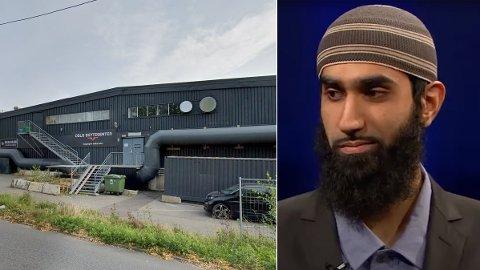 AKTIVITETSSENTER: Denne eiendommen er blitt kjøpt av Iman aktivitetssenter med sterke koblinger til Islam Net, som har samlet inn store deler av bidragene.