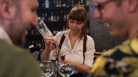 GINFESTIVAL: Norsk Ginfestival er et populært arrangement med både mat og drikkekultur. Men kulturdepartementet nekter å kalle det kultur.