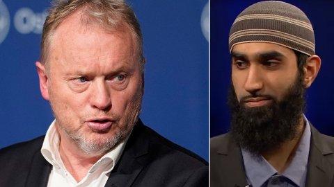 NEI TAKK: Byrådsleder Raymond Johansen (Ap) er ikke imponert av Islam Nets nye aktivitetssenter i Groruddalen.