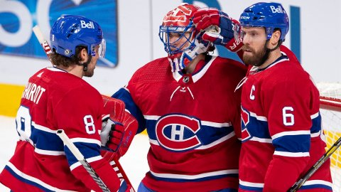 NY TRENER: Casey Price i Montreal-buret har fått ny keepertrener.