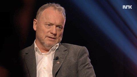 HJERTEOPERERT: I 2010 fikk Raymond Johansen operert inn pacemaker. Det var ikke bare enkelt, forteller han i fredagens «Lindmo».