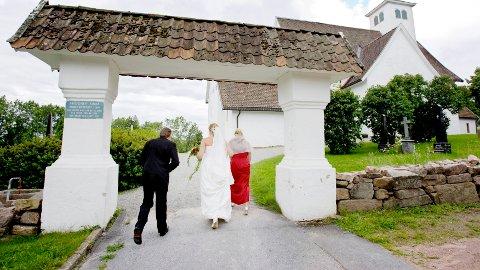 Forrige gang antallet bryllup var så lavt i Norge, var i 1927. Da bodde det 2.771.000 personer her i landet.