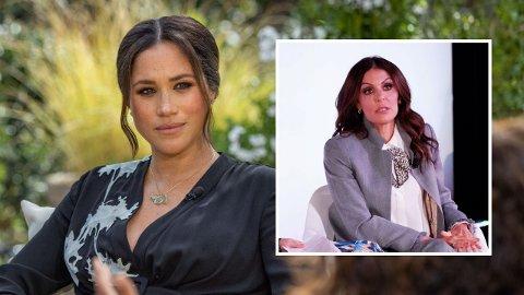 KRITISK: Bethenny Frankel var svært kritisk til at Meghan og Harry stilte opp i et intervju med Oprah - helt til hun faktisk så intervjuet.