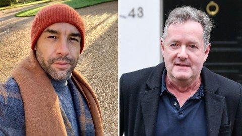 FULL KLINSJ: Alex Bereford gikk hardt ut mot Piers Morgan etter at han kritiserte hertuginne Meghan.