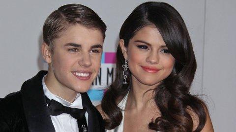 EKSPAR: Justin Bieber og Selena Gomez datet av-og-på i åtte år før forholdet tok slutt i 2018.