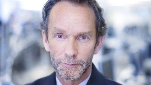 VENT TIL VÅREN: Harald Magnus Andreassen tror vi kan gjøre hva vi vil om noen måneder.