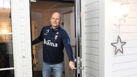 UTTAK: Ståle Solbakken tok fredag ut sin første landslagstropp som norsk landslagssjef.