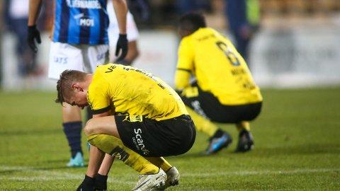 Lillestrøms Fredrik Krogstad og Ifeanyi Mathew får inntil videre ikke lov til å trene samlet med laget.