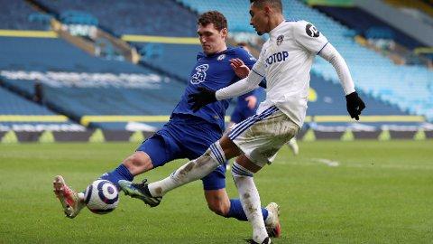 Andreas Christensen har spilt ni kamper for Chelsea etter at Thomas Tuchel tok over som Chelsea-sjef.