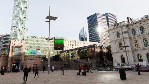 Her startet ferden i Oslo, som skulle ende på sykehus for mannen som kom til Oslo med 55.000 kroner for å kjøpe hasj.
