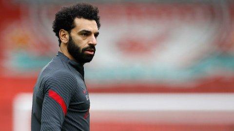 STORKAMP: Mohamed Salah og Liverpool møter Real Madrid i Champions League.