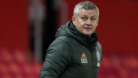 NEDTUR: Ole Gunnar Solskjær og Manchester røk søndag ut av FA-cupen.