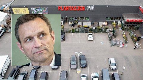 GRATIS PARKERING: Oslo MDG foreslår å gjøre det mulig for kommunene å kreve betaling ved kjøpesenter. Dermed vil «gratis parkering», som mange kjøpesenter tilbyr, kunne ryke.