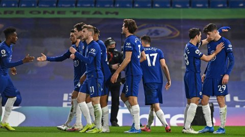 FÅR KRITIKK: Paulo Futre er ikke særlig imponert av Chelsea-spillerne.